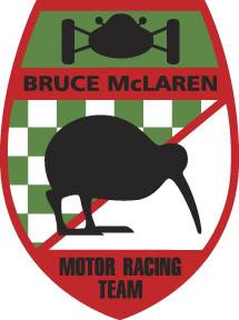 McLaren First Logo