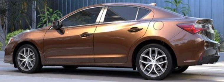Acura ILX Canyon Bronze Metallic