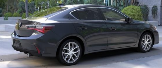 Acura ILX Modern Steel Metallic