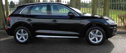 Audi Q5 Myth Black Metallic