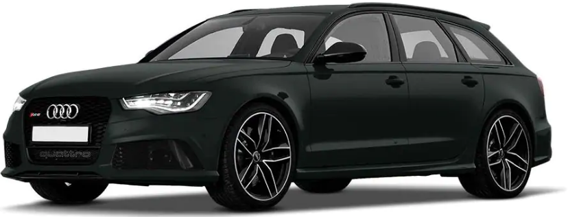 Audi RS6 Avant Mythos Black