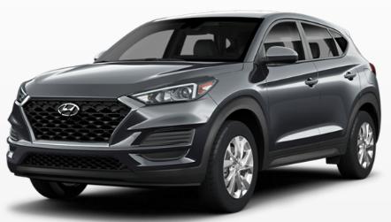 Hyundai Tucson Grey Magnetic Force