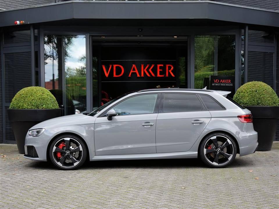 Audi RS3 Nardo Gray