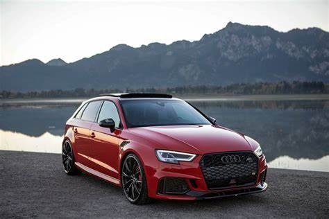 Audi RS3 Tango Red