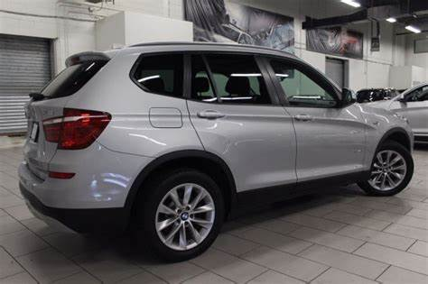 BMW X3 Glacier Silver Metallic
