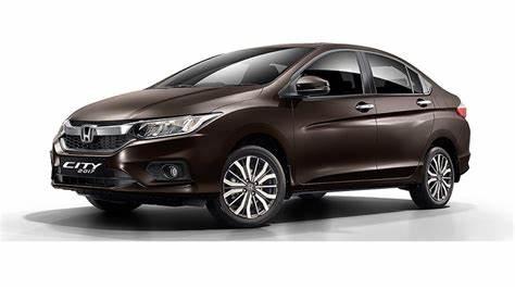 Honda City Golden Brown Metallic