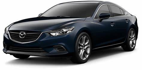 Mazda 6 Deep Crystal Blue Mica