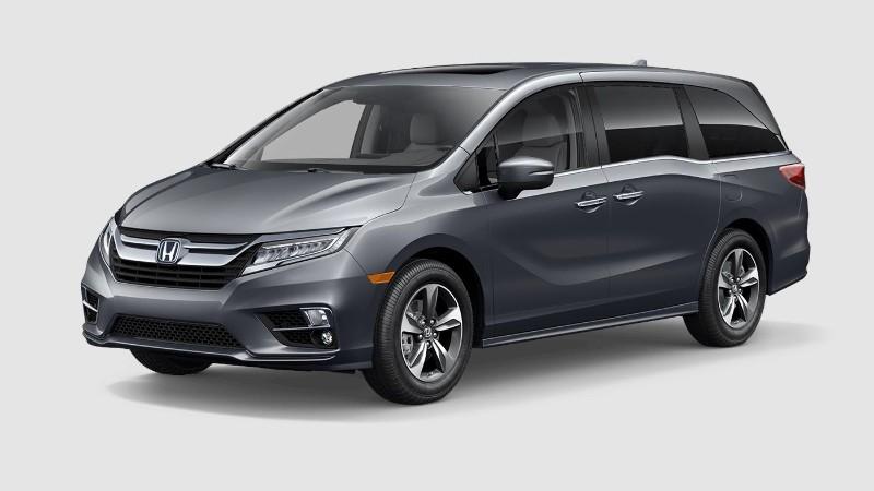 Honda Odyssey Modern Steel Metallic
