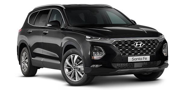 Hyundai Santa Fe Phantom Black