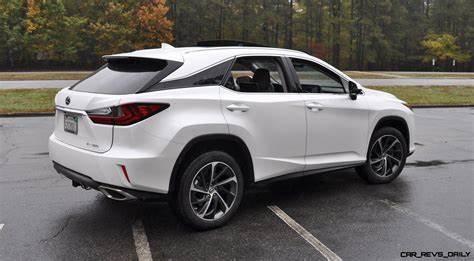 Lexus RX Eminent White Pearl