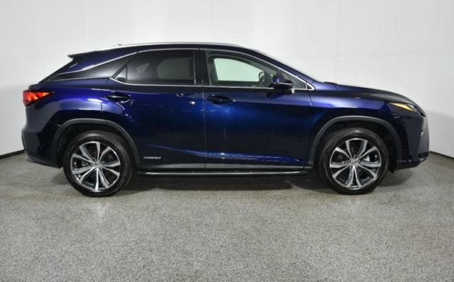 Lexus RX Nightfall Mica