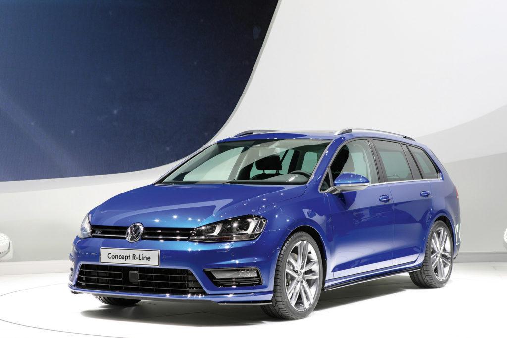 Volkswagen Polo Lapis Blue
