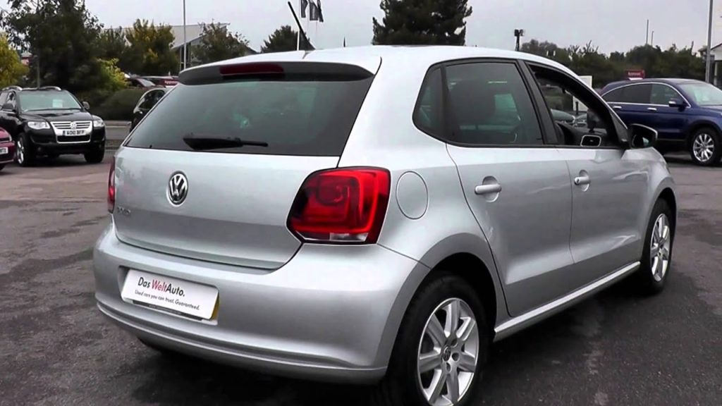 Volkswagen Polo Reflex Silver
