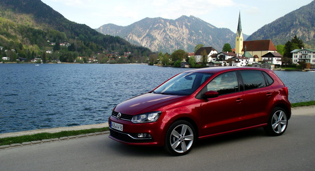 Volkswagen Polo Sunset Red