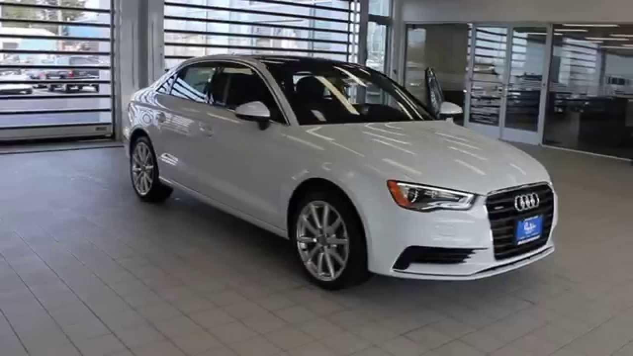 Audi A3 Glacier White Metallic