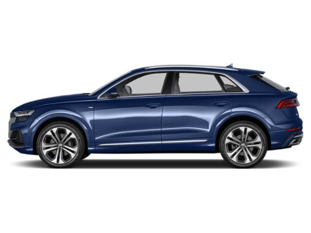 Audi Q8 Navarra Blue Metallic