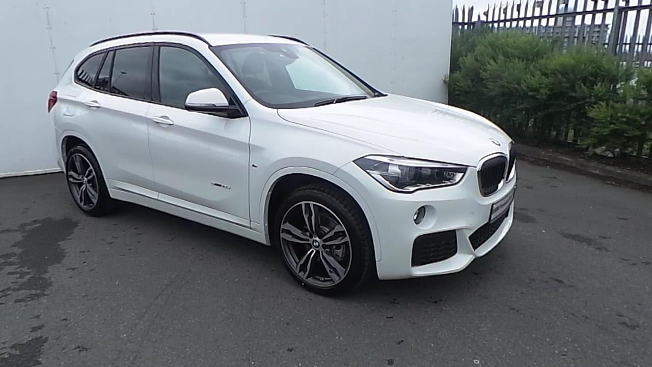 BMW X1 Alpine White