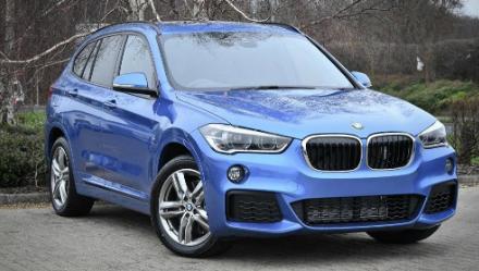 BMW X1 Estoril Blue