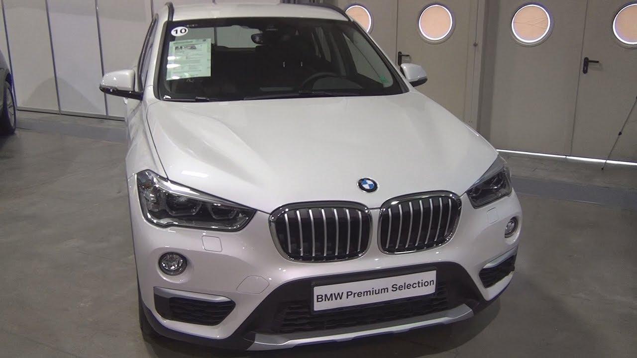 BMW X1 Mineral White
