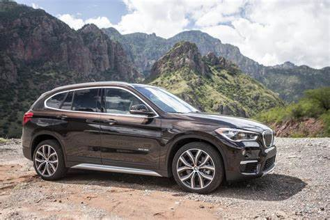 BMW X1 Sparkling Brown