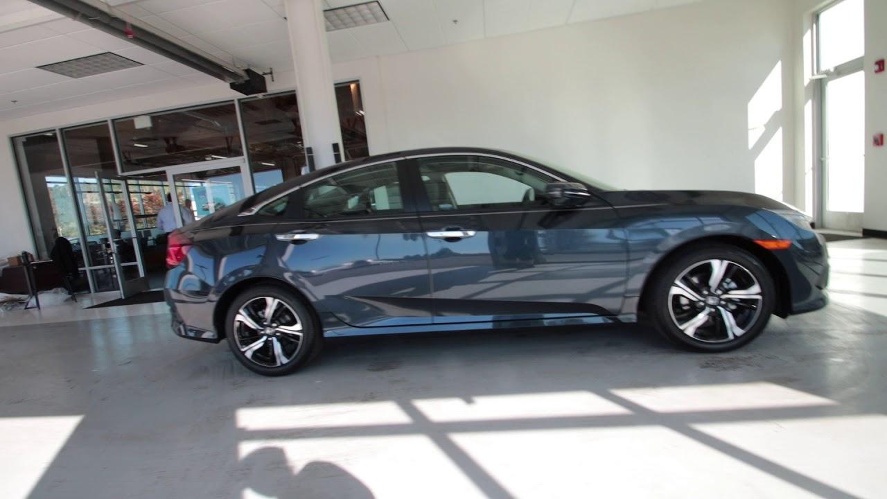 Honda Civic Cosmic Blue Metallic