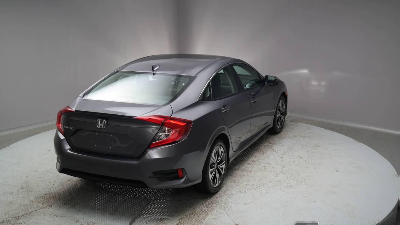 Honda Civic Modern Steel Metallic
