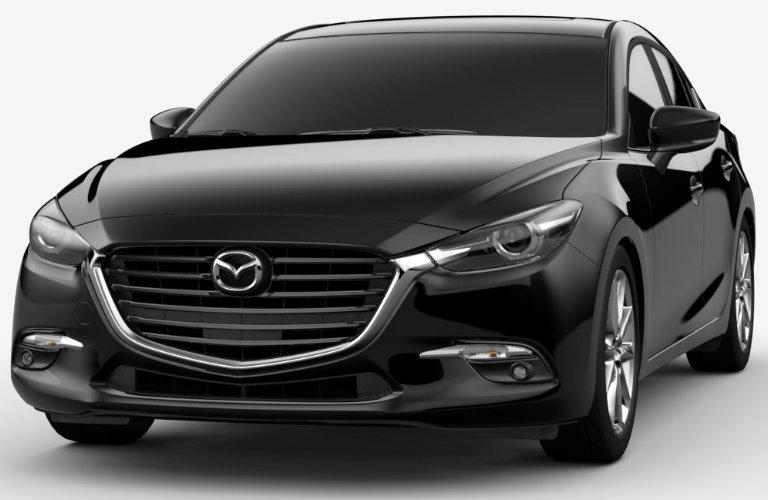 Mazda 3 Jet Black Mica