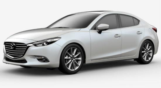 Mazda 3 Snowflake White Pearl Mica