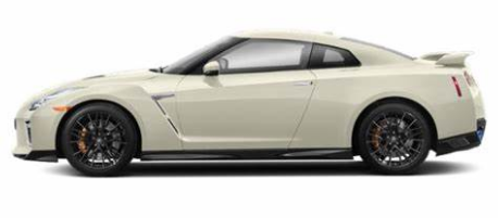 Nissan GTR Pearl White Tricoat