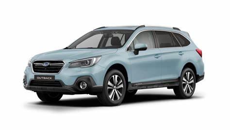 Subaru Outback Storm Grey Metallic