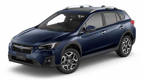 Subaru XV Dark Blue Pearl