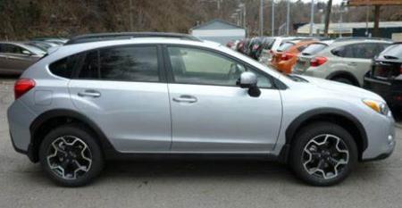 Subaru XV Ice Silver Metallic