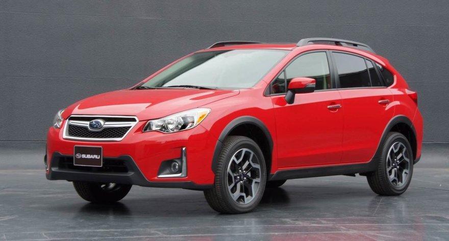 Subaru XV Pure Red