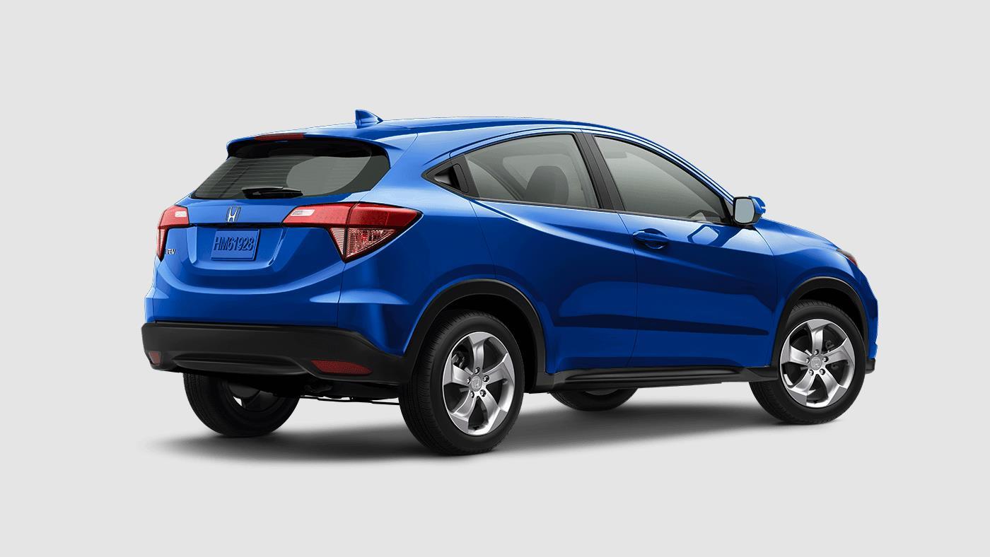 Honda HR-V Aegean Blue Metallic