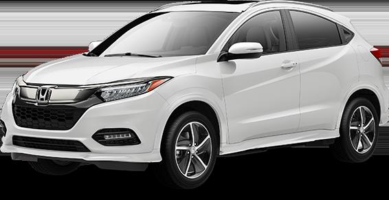 Honda HR-V Platinum White Pearl