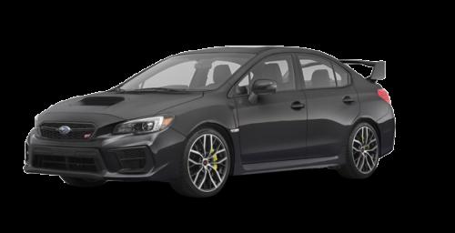 Subaru WRX STI Magnetite Grey Metallic