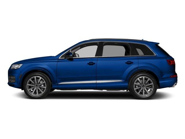 Audi Q7 Galaxy Blue metallic