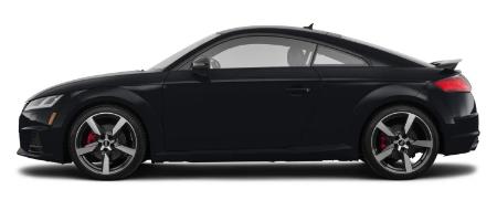 Audi TT Mythos Black metallic