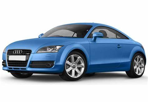 Audi TT Scuba Blue metallic