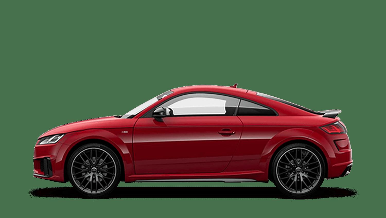 Audi TT Tango Red metallic