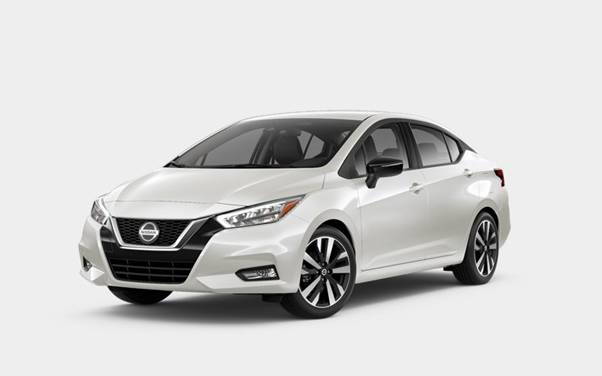 Nissan Versa Fresh Powder