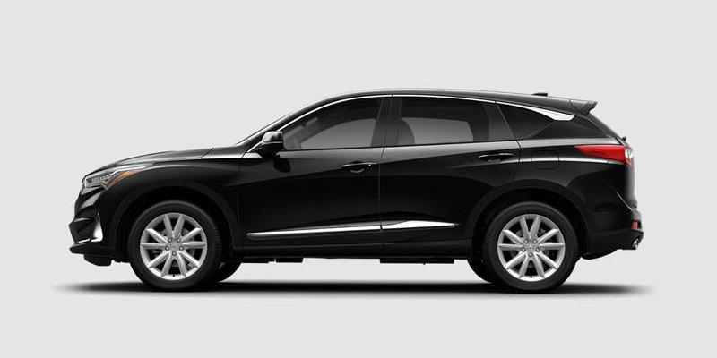 Acura RDX Majestic Black pearl