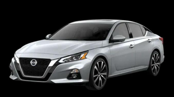 Nissan Altima Brilliant Silver Metalic
