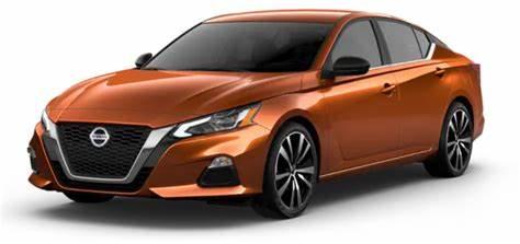 Nissan Altima Sunset Drift Chromaflair