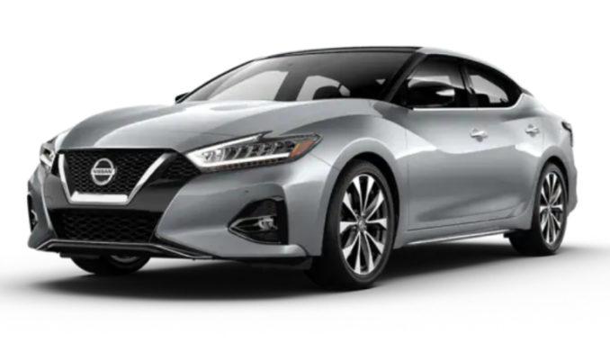 Nissan Maxima Brilliant Silver Metallic