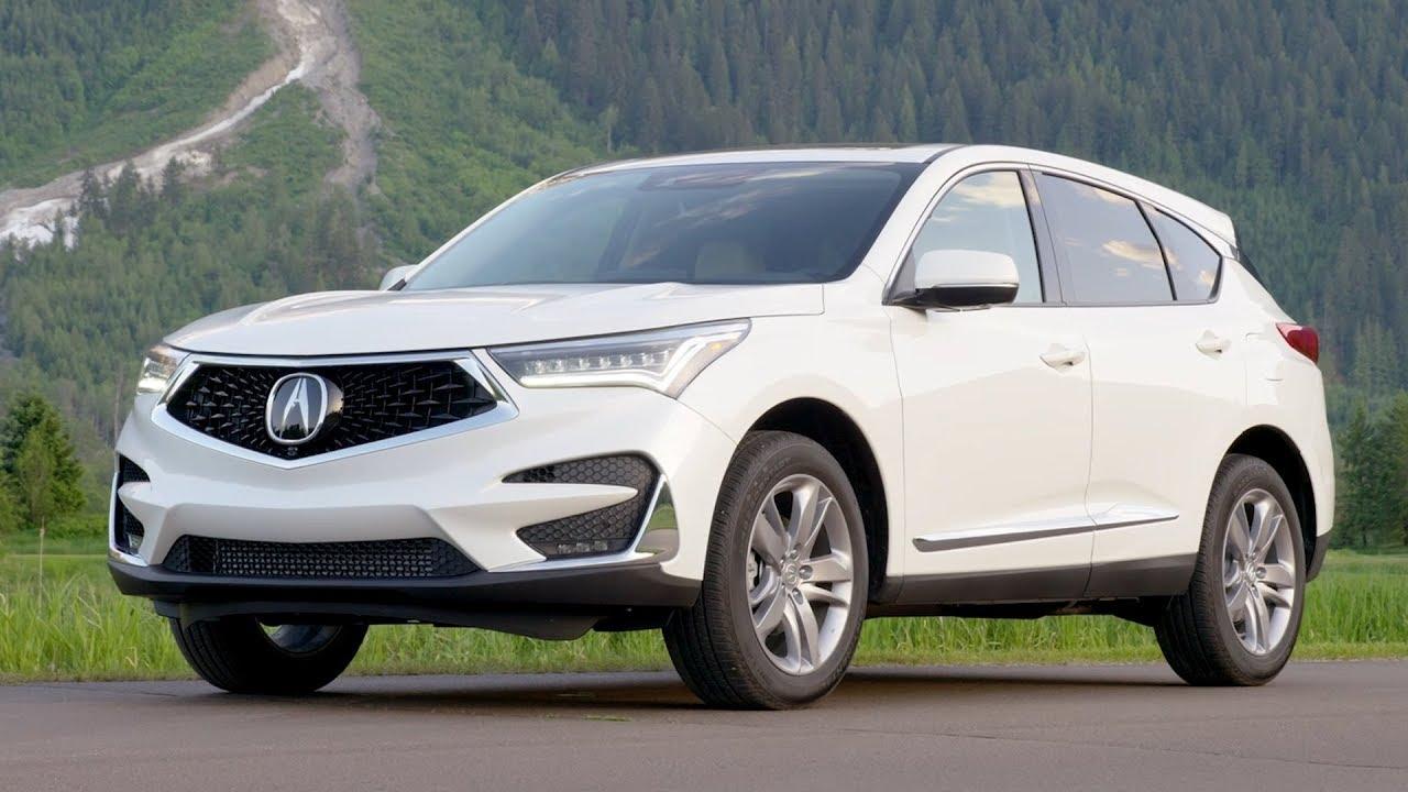 Acura RDX Platinum White Pearl