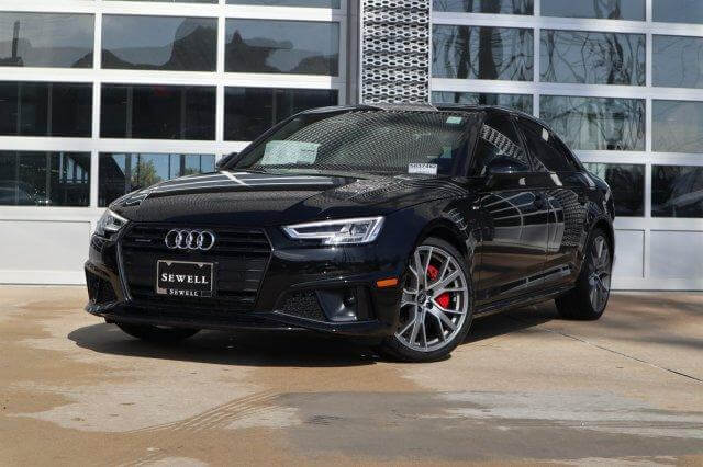 Audi A4 Mythos Black Metallic