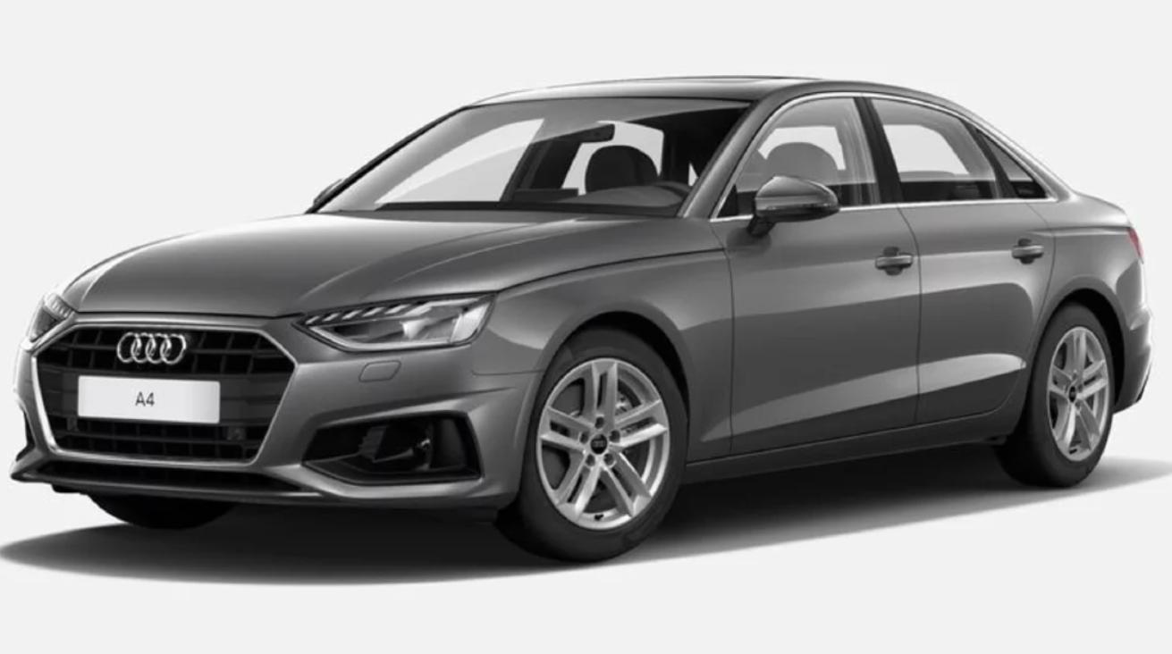 Audi A4 Terra Grey Metallic