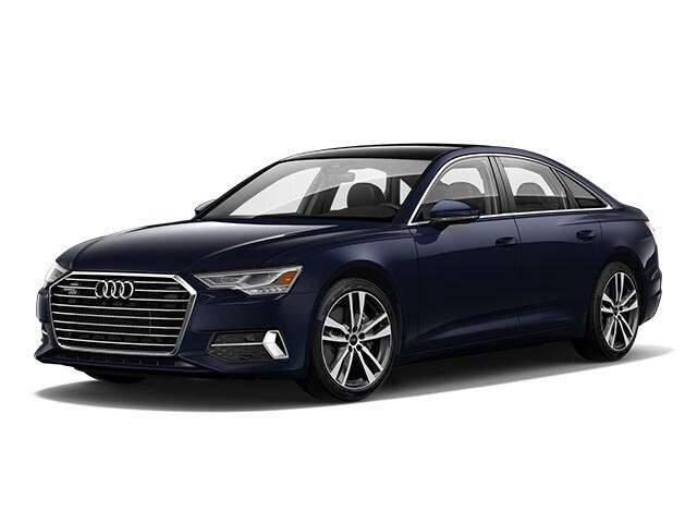 Audi A6 Firmament Blue Metallic