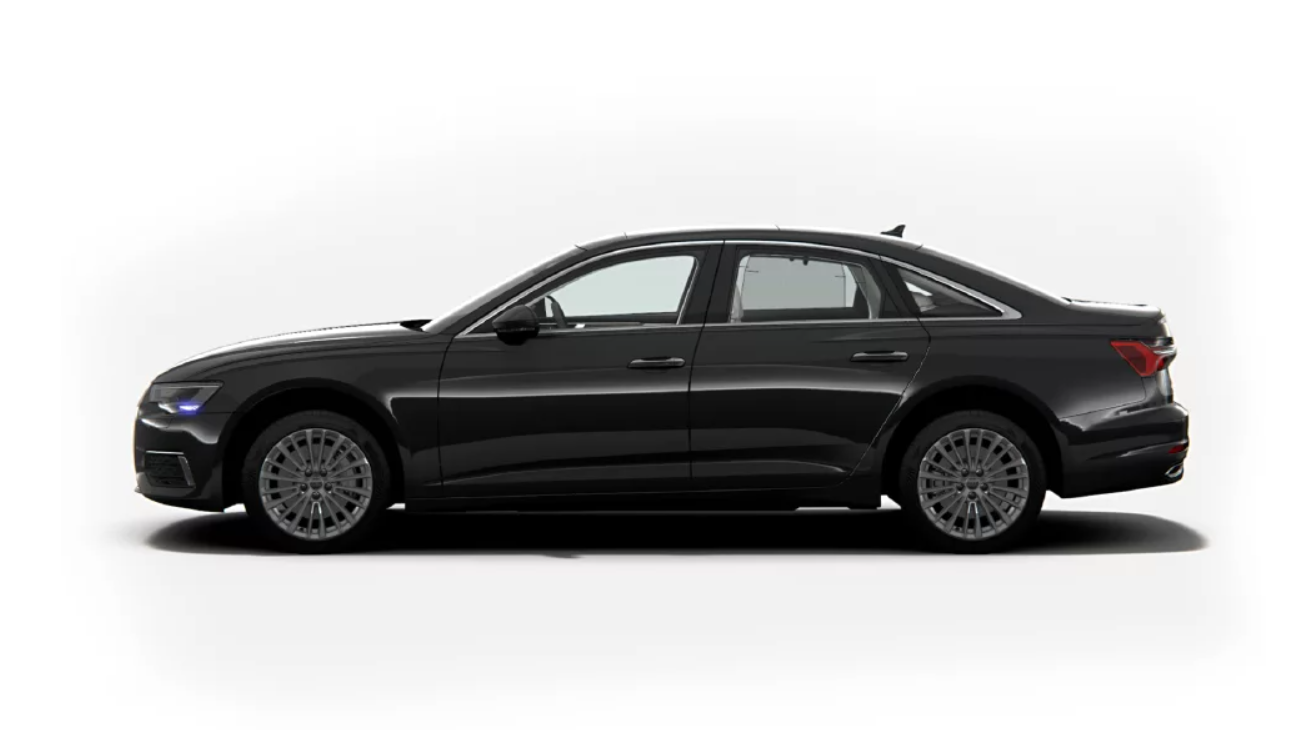 Audi A6 Vesuvius Grey Metallic